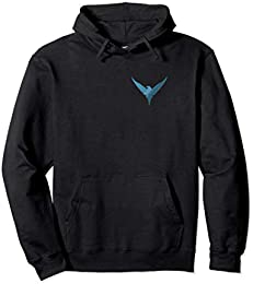 Nightwing Pullover Hoodie