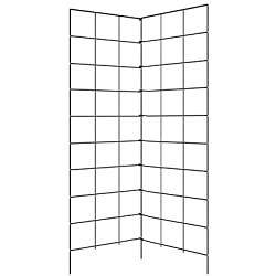 Gardener's Supply Company Two Panel Folding Trellis