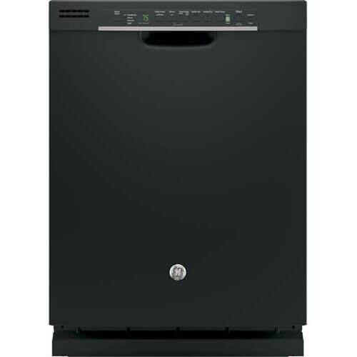 "GE GDF610PGJBB 24"" 600 SERIES Built In Full Console Dishw..."