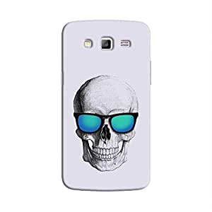 Cover It Up - Cool Skull Galaxy Grand Prime Hard Case