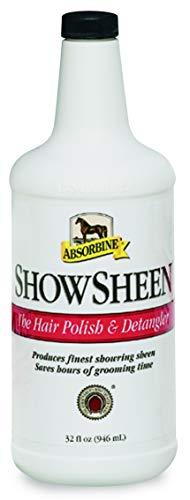 Absorbine Hair Polish Refill Bottle, 32-Ounce