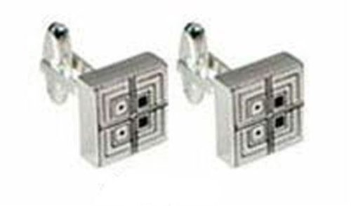 Acme Frank Lloyd Wright Square Gifts Cufflinks by ACME