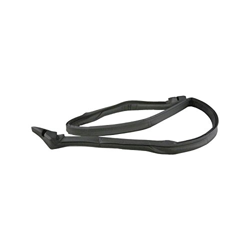 Eckler's Premier Quality Products 25-257564 - Corvette Coupe Rear Roof Weatherstrip EPDM (Weather Stripping Corvette C4)