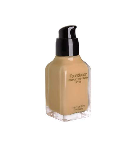 Foundation Finish Satin - Balanced Satin Finish Foundation (Medium to Full Coverage) FK112