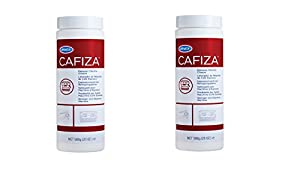 Urnex Cafiza Professional Espresso Machine Cleaning Powder 566 grams (2 Pack)