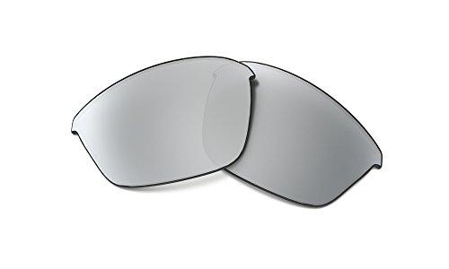 Oakley Half Jacket 2.0 Replacement Lenses Chrome - Jacket Oakley 2 Half