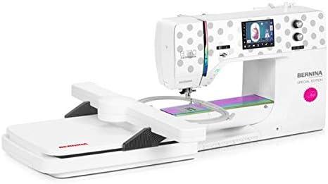 Bernina B 770 QE Tula Pink Special Edition - Máquina de Coser con módulo de Bordar, Color Rosa: Amazon.es: Juguetes y juegos