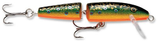 Rapala Jointed 13 Fishing lure, 5.25-Inch, Brook Trout