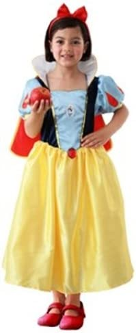 Rubies 3 883678 L - Disfraz de Blancanieves para niña (7 años ...