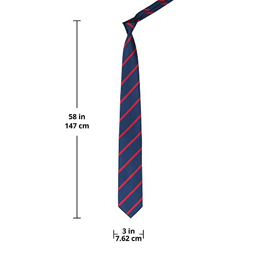 Luther Pike Seattle Handmade Striped Ties For Men Woven Mens Ties Stripes Tie: Necktie