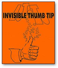 Invisible Thumb Tip - Vernet (Comedy Tips)