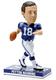 NFL Player Bobble - Peyton Manning - Colts by NFL