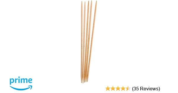 Brittany SP148 Single Point Knitting Needles 14-Size 8//5mm