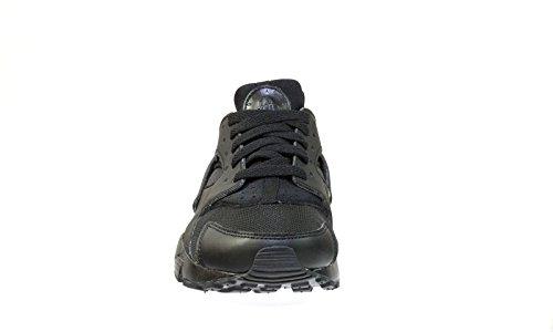 Nike Huarache Run (GS), Zapatillas de Running Para Niños Negro (Black / Anthracite)