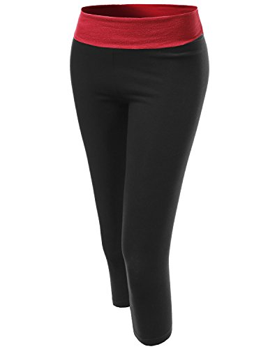 Xpril Womens Basic Solid Workout