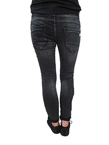 Lexxury Jeans Donna By Nero Boyfriend Jewelly qYnUxBw