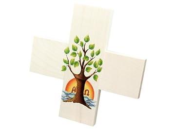 Taufe Kreuz Kinderkreuz Lebensbaum