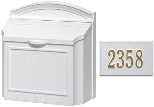Bestselling Wall Mount Mailboxes