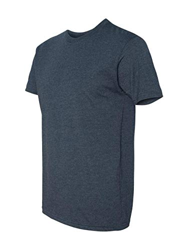 Next Level mens Next Level Premium CVC Crew(N6210)-MIDNIGHT NAVY-L