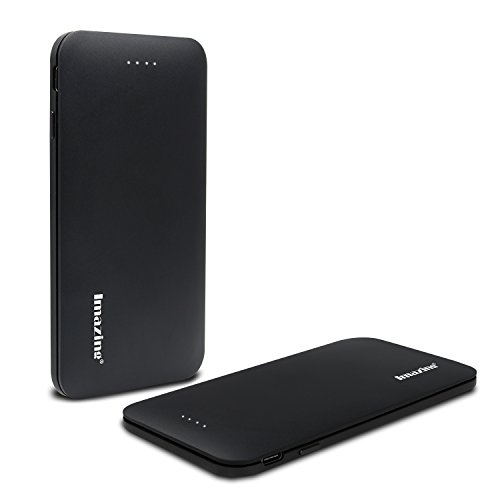 Imazing 6000mah Portable charger external power bank Quick Charge QC3.0 Type C 5/3A