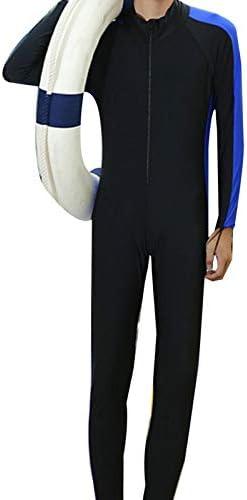 Fanuse Muta da Sub Uomo Tuta da Bagno Donna Lycra Muta da Nuoto Muta per Donna Rash Guards per Uomo Muta da Sub Snorkeling XXL