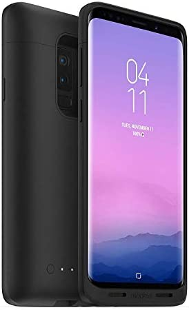 Mophie Juice Pack Slim Battery Case With Wireless Charging For Galaxy S9 Plus Buy Online In China At Desertcart Smart battery technology actually instructs. desertcart