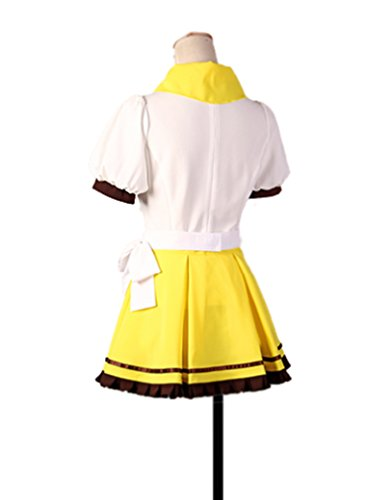 Dreamcosplay Animation Love live Kousaka Honoka Cake Maid Outfits Cosplay by Dreamcosplay (Image #1)
