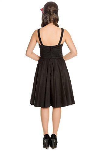 hell bunny black dress - 1