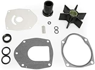 MerCruiser Alpha 1 Gen II Water Pump Impeller Kit 18-3214 47-43026Q06 Gen 2