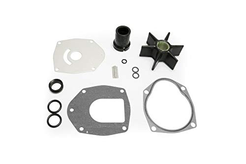 (JingSer MerCruiser Water Pump Impeller Kit, Alpha 1 - GEN 2 - EMP Replaces- 18-3214, 47-43026Q06)