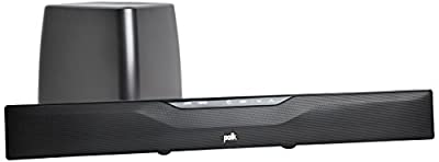 Polk Audio AM1500-B 31-Inch Soundbar 5000 Instant Home Theater with Wireless Subwoofer by Polk Audio
