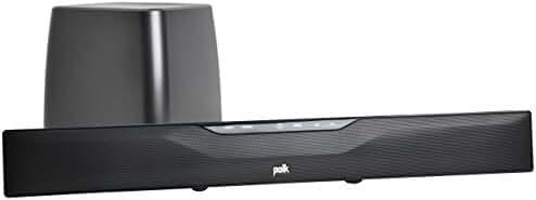Polk Audio AM1500-B 31-Inch Soundbar 5000 Instant Home Theater with Wireless Subwoofer