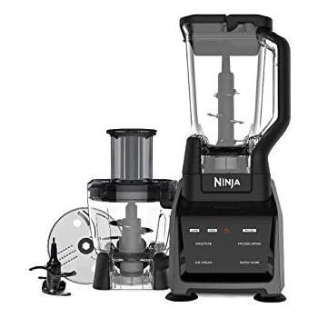 Amazon.com: Ninja Mega sistema de cocina (Licuadora ...