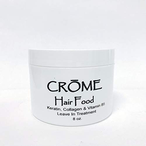 Crome Hair Food 8oz by Crome (Best Hair Food Products)