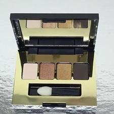 New Estee Lauder EyeShadow Quad Untamed Teal 1 Ivory Power 3 Rebel Metal 4 5 travel size