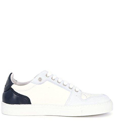 Leather Mattiussi in Suede Ami Alexandre Skeaker and Men's White Matiussi Ami White Alexandre wz06xw