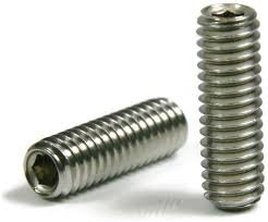250, 6-40 x 1//4 #6-40 Socket Set Screws Cup Point 316 Stainless Steel