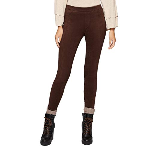Sanctuary Women's Grease Leggings Black Walnut (Checkered Walnut)