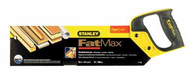 Fatmax Back Saw - Stanley Hand Tools 17-202 14