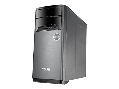 ASUS M32BF-US004S Desktop (3.2 GHz AMD A8-5500 Processor, 4GB DDR3, 1TB HDD, Windows 8.1) (Discontinued by Manufacturer) (Certified Refurbished)