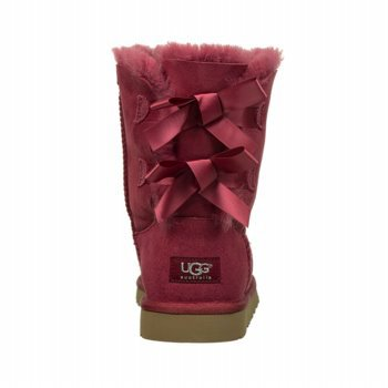 d135d1f40855b Ugg Bailey Bow Red Plum