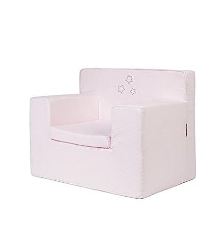 Sillon para bebe PETIT PRAIA Dream rosa: Amazon.es: Bebé