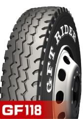 GFT RIDER 11R24.5 16PR GF118, Semi Lug/All Position