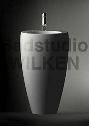 free standing sink. Laufen ALESSI ONE Freestanding Sink 8.1197.2 Free Standing I