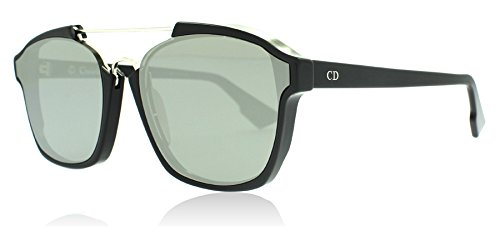 Christian Dior Dior Abstract 8070T Black Abstract Round Sunglasses Lens  Categor 264e8a2d4850