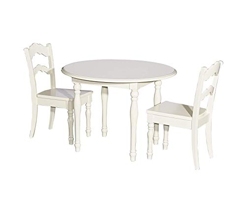 Premium Table and 2 Chairs, Cream Youth, ()