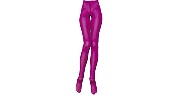 ec68b3b59 Amazon.com  50cm Doll sheer pantyhose (Violet) (japan import)  Toys   Games