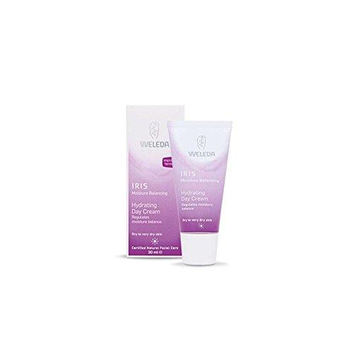 (Weleda Iris Hydrating Day Cream (30ml) (Pack of 2))