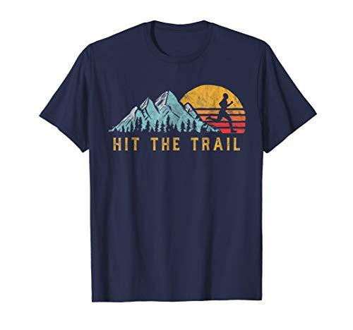Hit the Trail, Runner - Retro Style Vintage Running ()