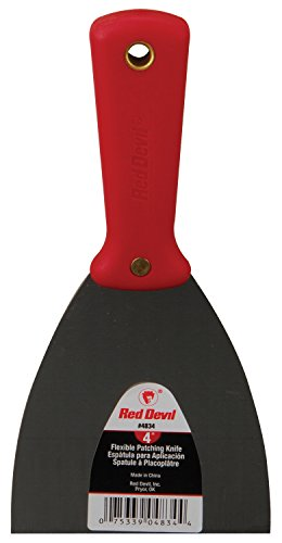 Red Devil 4834 4-Inch Flexible Taping-Spackling Knife